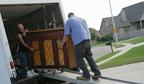 Moving Furniture Across Country